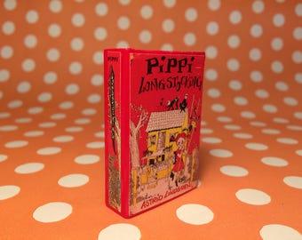Mini Pippi Longstocking in a Storybook Box