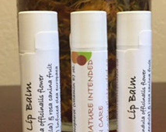 Unscented Natural Lip Balm