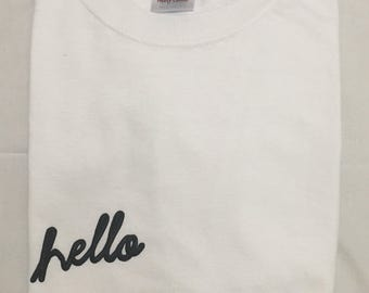 Hello There Graphic Tee