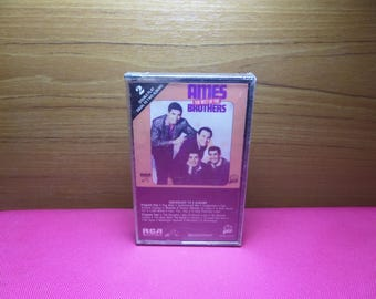 The best of the Ames brothers - Ames brothers -  cassette tape New!