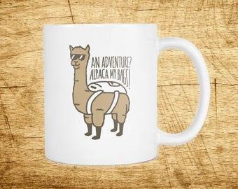 Alpaca My Bags Mug