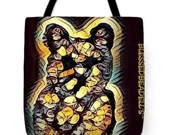 Bear it tote bag