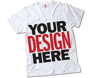 Personalized T-Shirt with your design or words