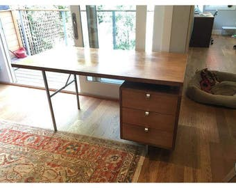 Mid-Century Desk by George Nelson for Herman Miller
