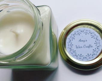 Creamy, Coconut, Soy Wax, Scented, Candles, Fragrance