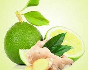 Ginger Lime Botanical Butter Creme