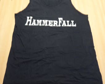 HAMMERFALL - T- SHIRT without Sleeves - Size : Medium