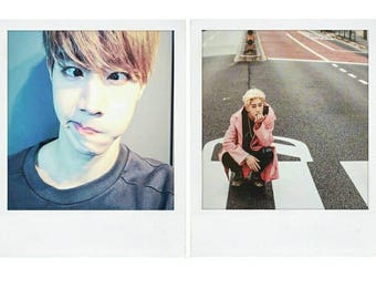 GOT7 Mark Boyfriend Material Polaroids