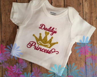 Daddy's Princess BodySuit