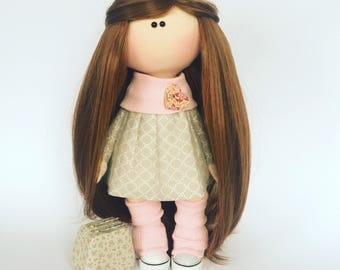 Doll doll doll dolls by Nana K Tilda.