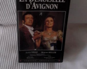 """The maid of Avignon"" VHS tapes"