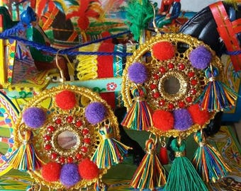 Earrings Sicily