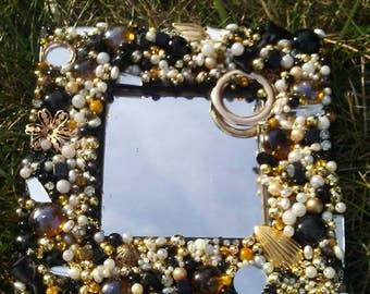 Embellished Black Mirror!
