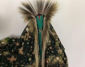 Native American head roach