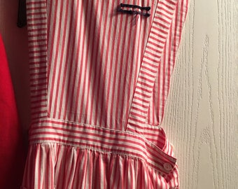 Vintage 1960 candy stripe volunteer