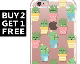 CACTUS OVERLOAD Sony Xperia phone case,cover Cute sony xperia,xa,ultra,xa1,ultra,z6,z5,z5 compact,z3,compact,z5 plus,z3 plus,z ultra case 7