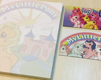 My Little Pony Notepad