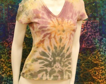 Hippie Goa ethno Festival alternative Yoga T-Shirt
