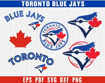 Toronto Blue Jays Baseball SVG, Toronto Blue Jays, Toronto SVG, Blue Jays