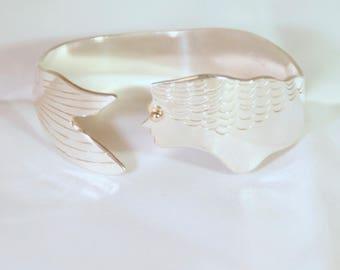Mermaid Bracelet sterling silver