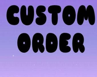 Custom Decoden Case Order