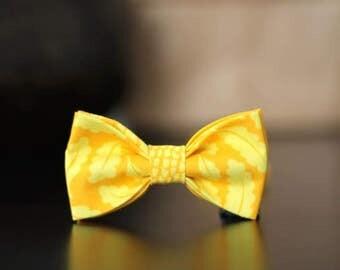 Yellow Butterfly pattern