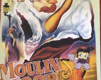Moulin boop