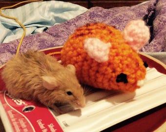 Amigurimi Mouse!
