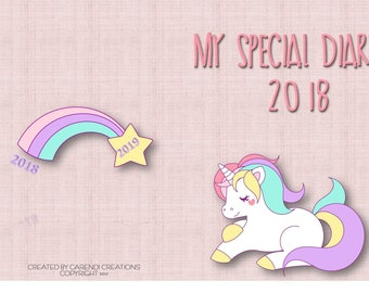 MY SPECIAL DIARY 2018