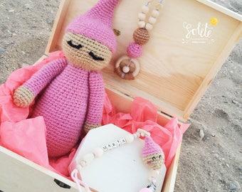 Sleepy baby Crochet