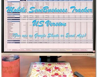 Mobile SeneBusiness Tracker - US Version