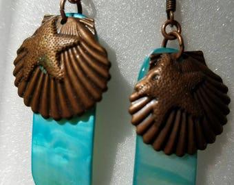 SUMMER Beach : Blue Shell