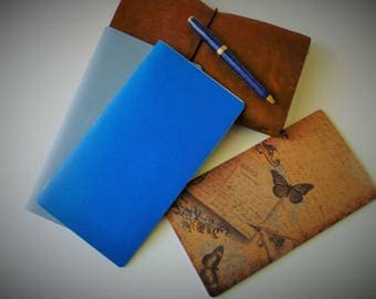Traveler's Notebook Butterfly  Inserts