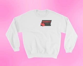Granny's Diner Sweater
