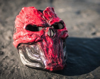 Darksiders II Death Mask (RED)