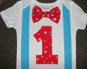 Circus First Birthday Outfit, Boys Circus Birthday Bodysuit, Carnival 1st Birthday Shirt, Circus Birthday Cake Smash Outfit