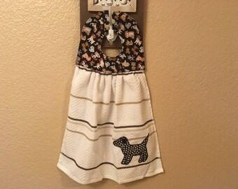 Dog Hand Towel