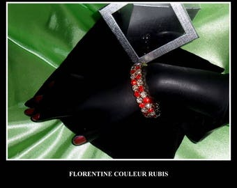 FLORENTINE RUBY BRACELET