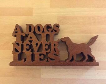 A Dog's Tail Never Lies