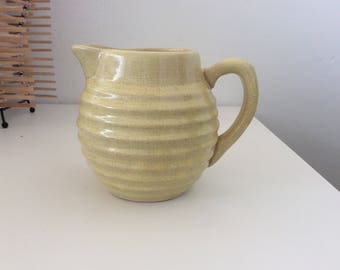 Yelloware Vintage Pottery