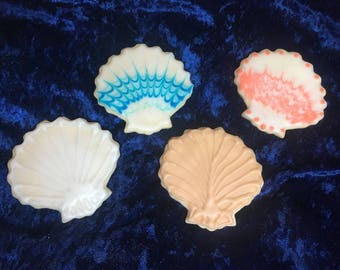 Sea Shells Decorated Cookies Beach Cookies