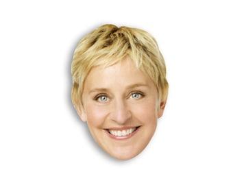 Ellen Degeneres Magnet