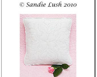 Colonial Cushion Pattern #21