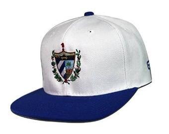 Go Rep Cuba Snapback Hat Cap