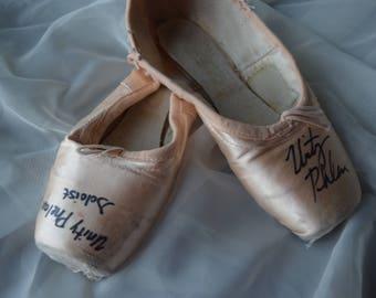 Unity Phelan Soloist Ballet Slippers