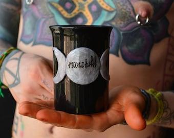 Moonchild cup triple moon