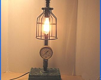 New Steam Punk Lamp