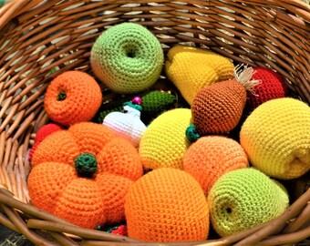 Amigurumi Paopu Fruit : Amigurumi fruit Etsy