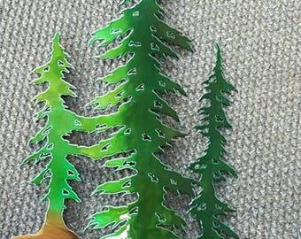 Three Tree Art Extra Large