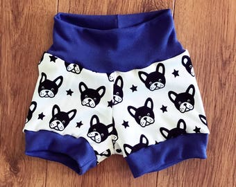 Frenchie Cuffed Shorts